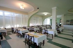 Столовая гостиницы Горизонт. Судак. Крым